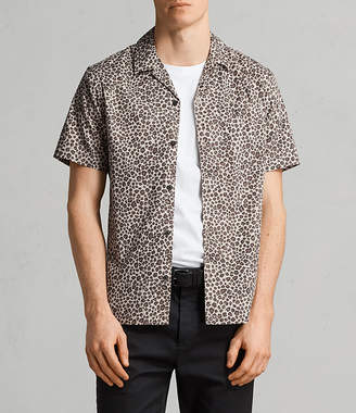 AllSaints Apex Hawaiian Shirt