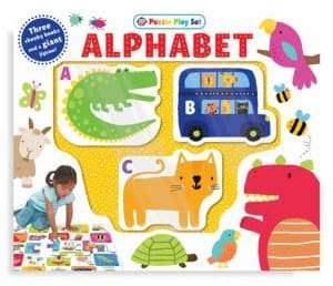 Macmillan Alphabet Puzzle Play Set