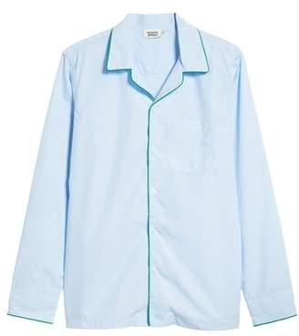 Sleepy Jones Henry Men's Pajama Shirt