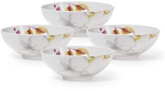 Mikasa Set of 4 Cereal Bowls