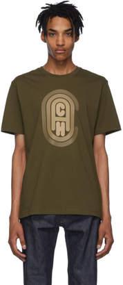 Coach 1941 Green Retro C T-Shirt