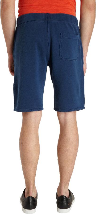 Vince Drawstring Sweat Shorts