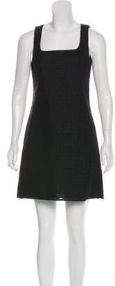 Michael Kors Linen A-line Dress