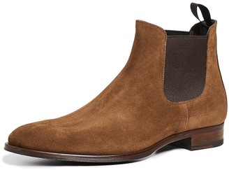 To Boot Shelby Suede Chelsea Boots