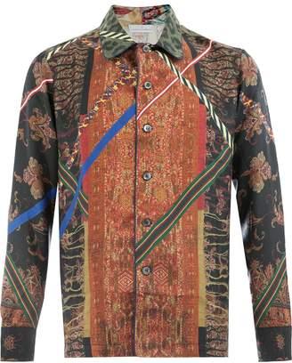Pierre Louis Mascia Pierre-Louis Mascia print shirt