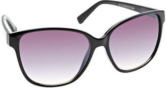 Icon Eyewear Icon Black Opaque Fashion Sunglasses