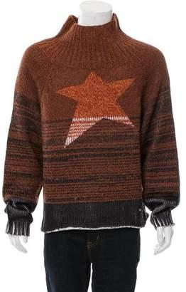 Christoph Broich Wool-Blend Turtleneck Sweater w/ Tags