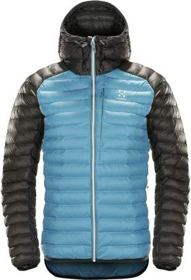 Haglöfs Essens Mimic Hooded Insulated Jacket - Women's