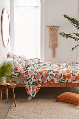 Peaches Duvet Set