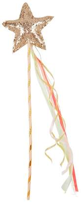 Meri Meri Gold Star Wand