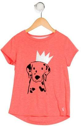Joules Girls' Graphic Top