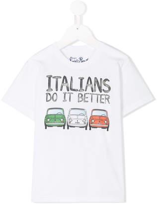 MC2 Saint Barth Kids Italians Better T-shirt