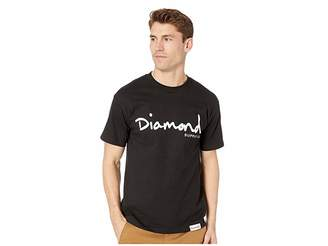 Diamond Supply Co. OG Script T-Shirt