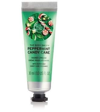 The Body Shop Peppermint Candy Cane Hand Cream