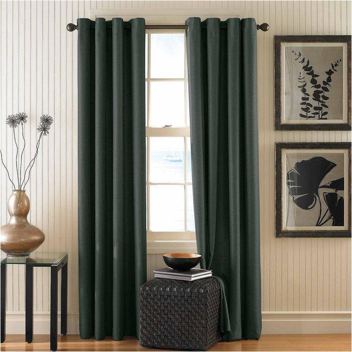 CHFChf Monterey Grommet-Top Curtain Panel