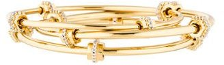 Rachel Zoe Station Bangle Set $75 thestylecure.com