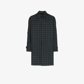 Prada wool gabardine coat