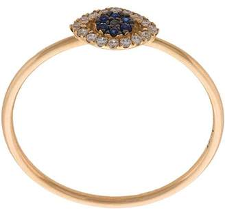 Loquet Evil Eye ring
