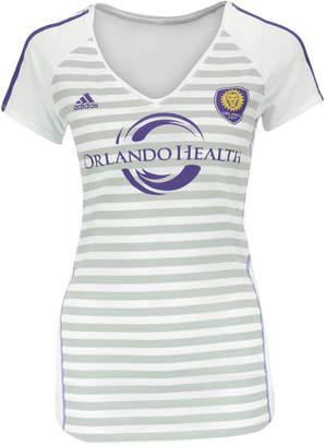adidas Women's Orlando City Sc Club Shirt