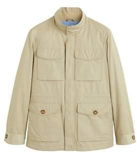 MANGO Technical field jacket