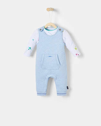 8b9a347d2 Ted Baker FARRDEN Dungaree and top set