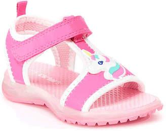 Carter's Feline Toddler Light-Up Sandal - Girl's