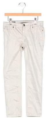 Joe's Jeans Girls' Metallic Skinny Jeans w/ Tags