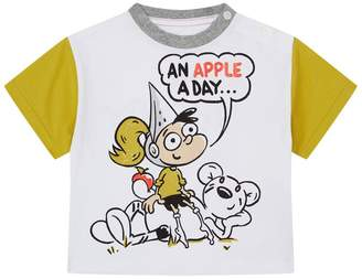 Burberry Cartoon T-Shirt