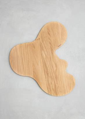 Alvar Aalto Large Wood Serving Platter