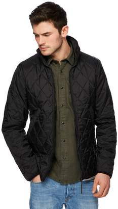 G Star G-Star - Black Quilted Shirt Jacket
