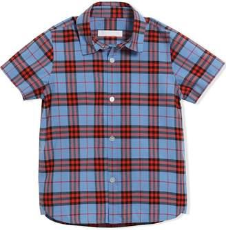 Burberry TEEN check shirt