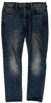 AllSaints Nash Iggy Fit Boot Cut Jeans