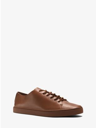 Jared Leather Sneaker $228 thestylecure.com