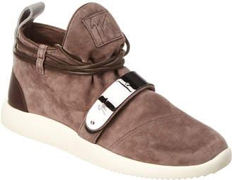 Giuseppe Zanotti Hayden Suede Sneaker