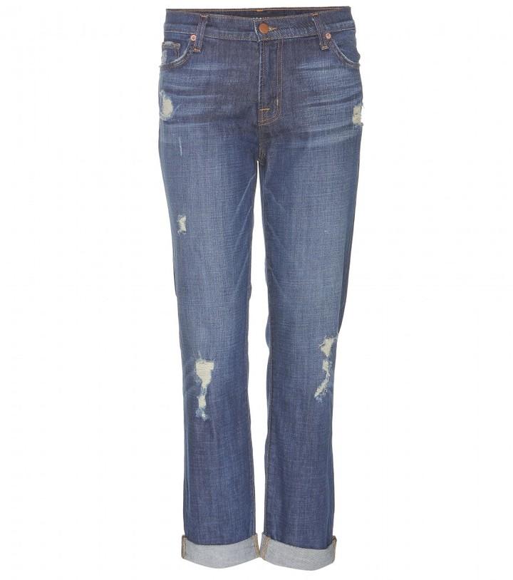J Brand Aidan boyfriend jeans