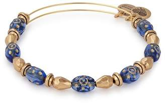 Alex and Ani Radiance Beaded Expandable Wire Bangle Bracelet