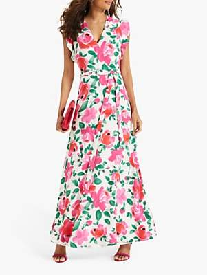 44755973b08df Phase Eight Print Maxi Dresses - ShopStyle UK