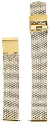 Skagen SKB2050 14mm Stainless Steel Gold Watch Strap
