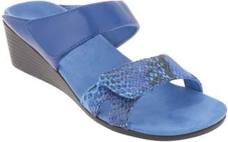 Vionic Slide Wedge Sandals - Chrissy