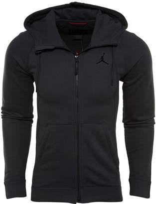 7d4ca501b29f52 Jordan Jsw Wings Fleece Full Zip Hoodie Mens Style  860196-060 Size  XL