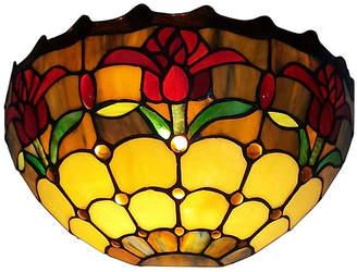 Tiffany & Co. AMORA Amora Lighting AM1056WL12 Style Tulips Design Wall Sconce Lamp