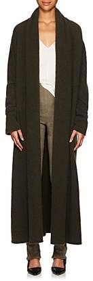 The Row Women's Gioli Cashmere-Blend Long Cardigan