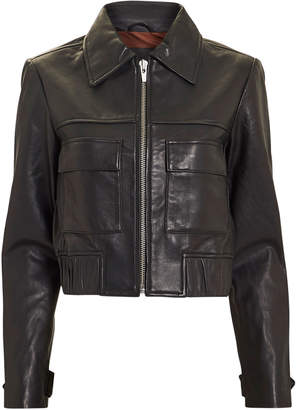 Veda Jack Leather Jacket