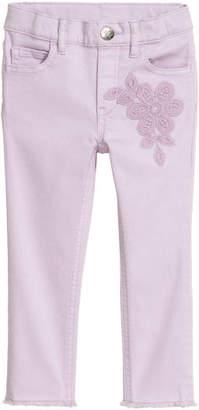 H&M Capri Pants - Purple