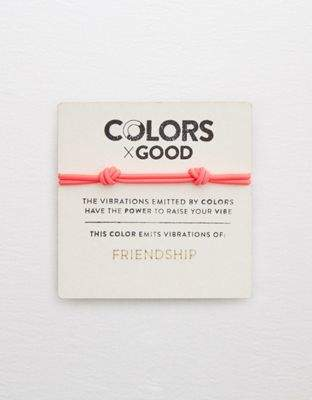 aerie Colors X Good Mood Bracelet
