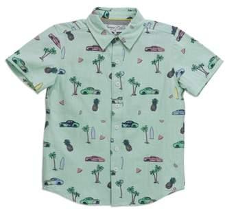 Sovereign Code Deluxe Print Woven Shirt