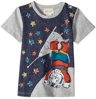Gucci Kids T-Shirt 483920X3G29 Boy's T Shirt