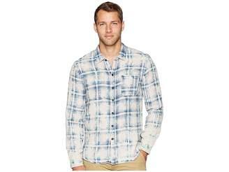 John Varvatos Double Faced Reversible Long Sleeve Shirt W600U2B