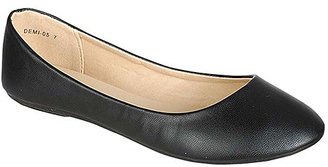 Black Demi Flat $19.99 thestylecure.com