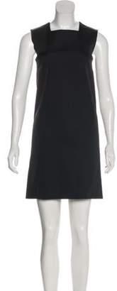 Christopher Kane Mini Shift Dress Black Mini Shift Dress
